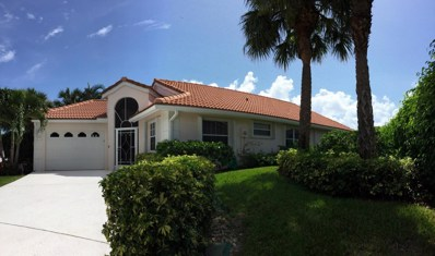 12111 Bay Club Drive, Boynton Beach, FL 33437 - MLS#: RX-10356937