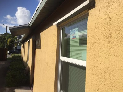 615 59 UNIT A&B, West Palm Beach, FL 33407 - MLS#: RX-10357226
