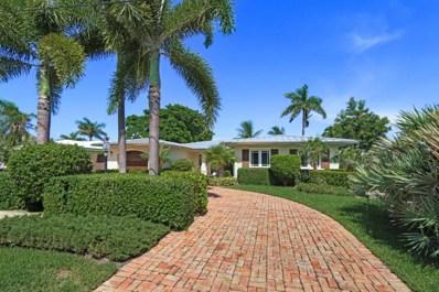 3111 Karen Drive, Delray Beach, FL 33483 - MLS#: RX-10357706