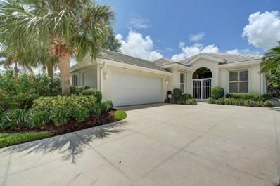 523 SW Hampton Court, Port Saint Lucie, FL 34986 - MLS#: RX-10357740