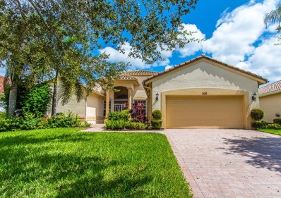 500 NW Blue Lake Drive, Port Saint Lucie, FL 34986 - MLS#: RX-10357895