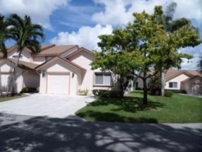 184 Par Drive, Royal Palm Beach, FL 33411 - MLS#: RX-10357914