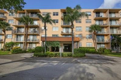 500 Executive Center Drive UNIT 1b, West Palm Beach, FL 33401 - MLS#: RX-10358007