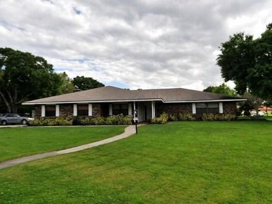 1101 Fleetwood Lane, Fort Pierce, FL 34982 - MLS#: RX-10358035