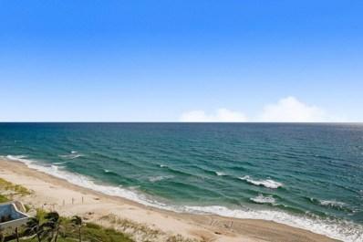 5200 N Ocean Drive UNIT 803, Singer Island, FL 33404 - MLS#: RX-10358199
