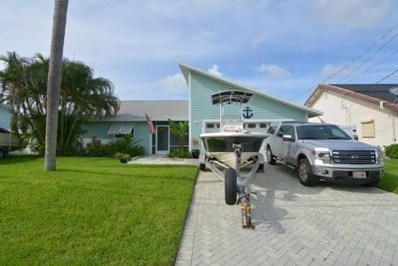 1549 SW Dyer Point Road, Palm City, FL 34990 - MLS#: RX-10358496