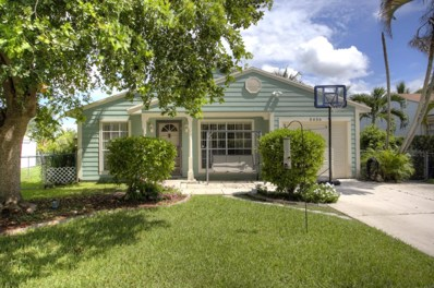 5436 Courtney Circle, Boynton Beach, FL 33472 - MLS#: RX-10358589