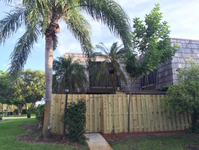 1650 Forest Lakes Circle UNIT C, West Palm Beach, FL 33406 - MLS#: RX-10358682