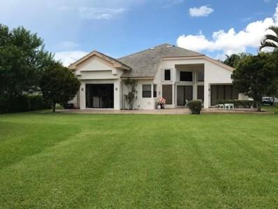 6394 Rock Creek Drive, Lake Worth, FL 33467 - MLS#: RX-10358726