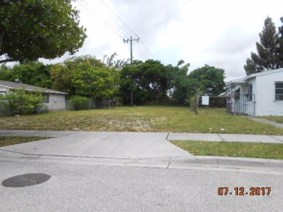 5957 Pinewood Avenue, West Palm Beach, FL 33407 - MLS#: RX-10358856