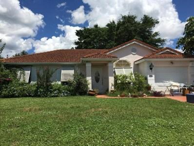 1751 SW Morelia Lane, Port Saint Lucie, FL 34953 - MLS#: RX-10358918