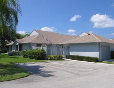 6103 SE Georgetown Place UNIT 610, Hobe Sound, FL 33455 - MLS#: RX-10359107