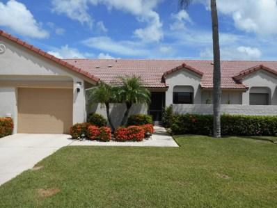 5939 Parkwalk Circle W, Boynton Beach, FL 33472 - MLS#: RX-10359253