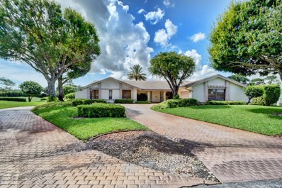 4534 Wildewood Drive, Delray Beach, FL 33445 - MLS#: RX-10359293