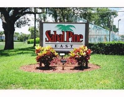 2885 SW 22 Avenue UNIT 2080, Delray Beach, FL 33445 - MLS#: RX-10359320