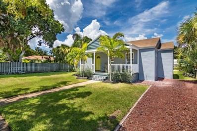 311 31st Street, West Palm Beach, FL 33407 - MLS#: RX-10359488