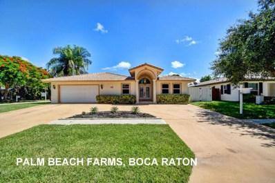 1300 SW 20th Street, Boca Raton, FL 33486 - MLS#: RX-10359565