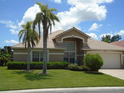 4394 Sunset Cay Circle, Boynton Beach, FL 33436 - MLS#: RX-10359577