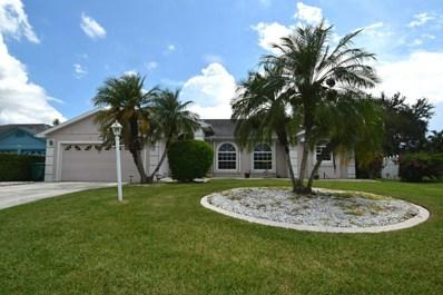 6839 Bronte Circle, Port Saint Lucie, FL 34952 - MLS#: RX-10360015