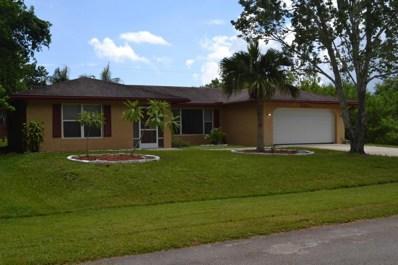 2071 SE Crystal Mist Street, Port Saint Lucie, FL 34983 - MLS#: RX-10360109