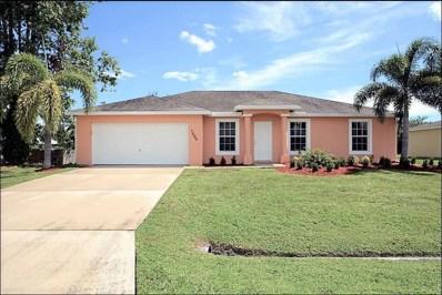 1002 SW Janette Avenue, Port Saint Lucie, FL 34953 - MLS#: RX-10360151