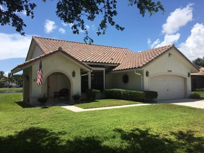 5469 Helene Circle, Boynton Beach, FL 33472 - MLS#: RX-10360200