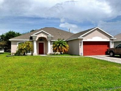 537 SW Laconic Avenue, Port Saint Lucie, FL 34953 - MLS#: RX-10360220