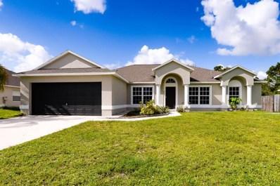 241 SW Starfish Avenue, Port Saint Lucie, FL 34984 - MLS#: RX-10360231