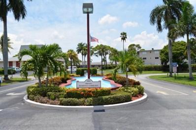 2647 Garden Drive N UNIT 104, Lake Worth, FL 33461 - MLS#: RX-10360487