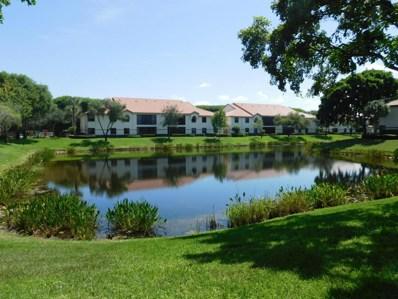 5136 Floria Drive UNIT J, Boynton Beach, FL 33437 - MLS#: RX-10360533
