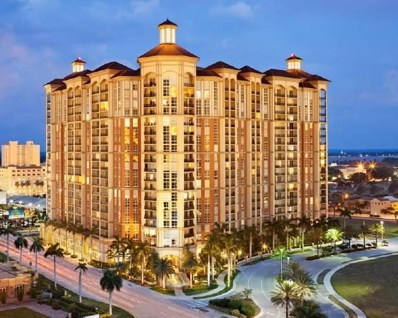 550 Okeechobee Boulevard UNIT 1820, West Palm Beach, FL 33401 - #: RX-10360714