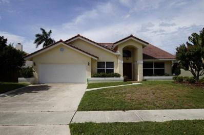 1323 SW 3rd Street, Boca Raton, FL 33486 - MLS#: RX-10360724