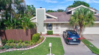 7507 E Sierra Drive E UNIT 0, Boca Raton, FL 33433 - MLS#: RX-10360738