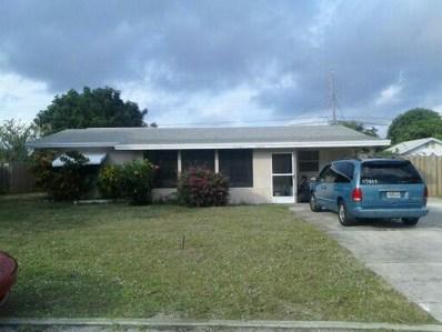 2501 NE Myrtle Street, Jensen Beach, FL 34957 - MLS#: RX-10360776