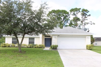 1544 SW California Boulevard, Port Saint Lucie, FL 34953 - MLS#: RX-10360818