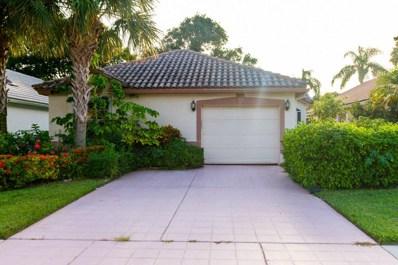 6114 Bay Isles Drive, Boynton Beach, FL 33437 - MLS#: RX-10360981