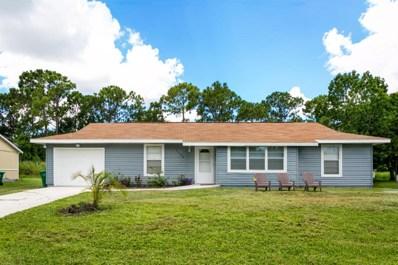 1150 SE Proctor Lane, Port Saint Lucie, FL 34953 - MLS#: RX-10360994