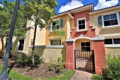 6550 Morgan Hill Trail UNIT 1908, West Palm Beach, FL 33411 - MLS#: RX-10361021