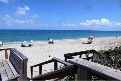 5510 N Ocean Boulevard UNIT 108, Ocean Ridge, FL 33435 - MLS#: RX-10361093