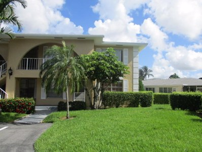 13837 Via Flora UNIT D, Delray Beach, FL 33484 - MLS#: RX-10361162