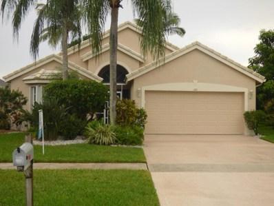 120 Saratoga Boulevard E, Royal Palm Beach, FL 33411 - MLS#: RX-10361209