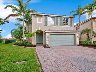 11113 SW Springtree Terrace, Port Saint Lucie, FL 34987 - MLS#: RX-10361223