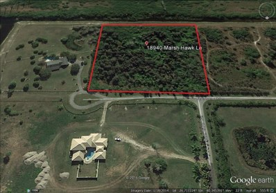 18940 Marsh Hawk Lane, Loxahatchee, FL 33470 - MLS#: RX-10361282