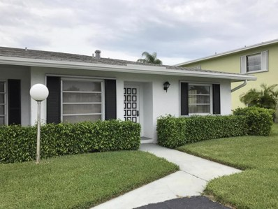 2521 Red Hibiscus Boulevard UNIT D, Delray Beach, FL 33445 - MLS#: RX-10361366