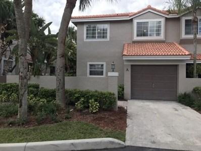 20971 Via Oleander UNIT A, Boca Raton, FL 33428 - MLS#: RX-10361384