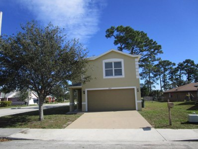 2907 Zora Neale Drive, Fort Pierce, FL 34946 - MLS#: RX-10361396