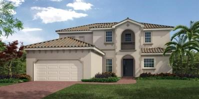 11984 SW Aventino Drive, Port Saint Lucie, FL 34987 - MLS#: RX-10361428