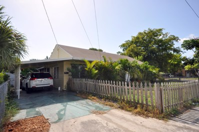5000 Spruce Avenue, West Palm Beach, FL 33407 - #: RX-10361574