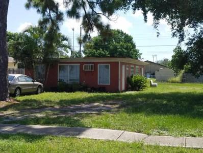 522 Fleming UNIT A, Greenacres, FL 33463 - MLS#: RX-10361585