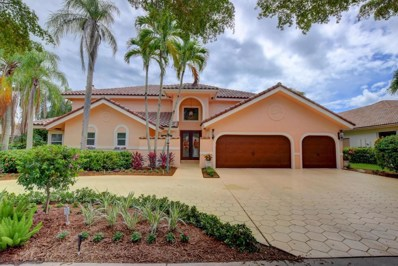 1172 Parkside Circle N, Boca Raton, FL 33486 - MLS#: RX-10361713